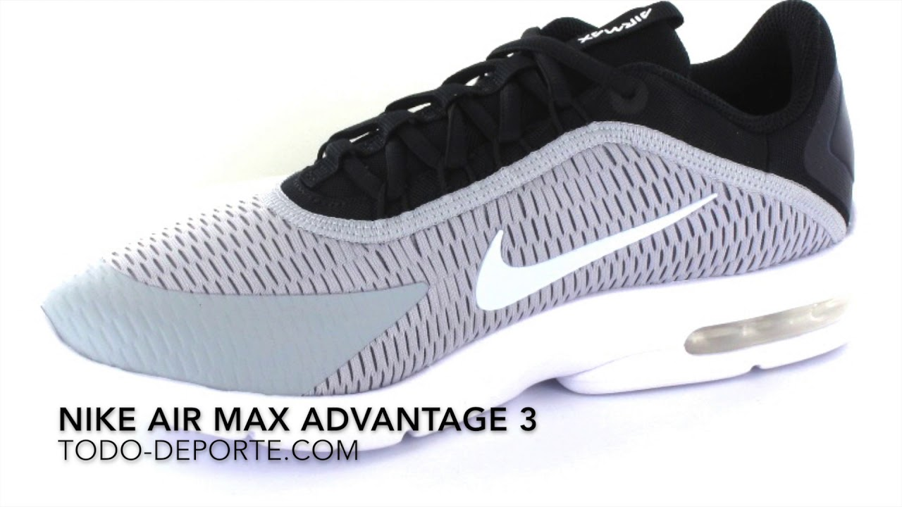 zapatillas nike air max advantage 3