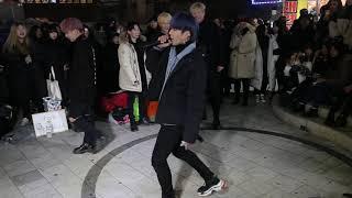 JHKTV]홍대댄스 디오비우산hong dae k-pop dance DOB(kang bong geun)우산