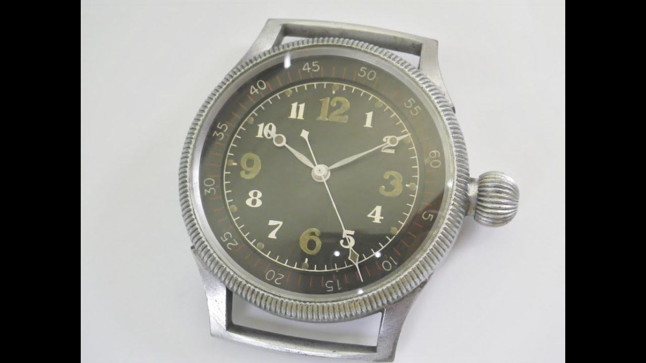 U2605seiko Military Tensoku Quick Repair Guide Vintage  U30bb U30a4 U30b3 U30fc
