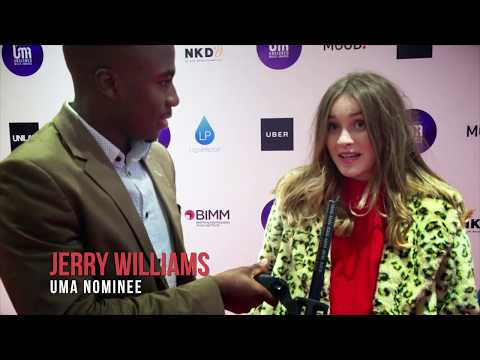 Unsigned Music Awards - Jerry Williams interview