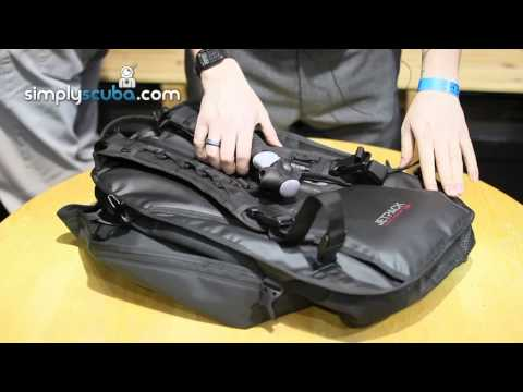 Simply Scuba Interviews - How to Use the Aeris Jetpack Demonstration