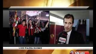 Allegri Interview - After Match Roma - 07/05/2011