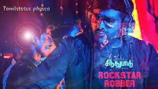 ROCKSTQR ROBBER..😎..SINDHUBAAD mass song|vjs&son|🔥 #sindhubaad #rockstarrobber #tamilwhatsappstatu