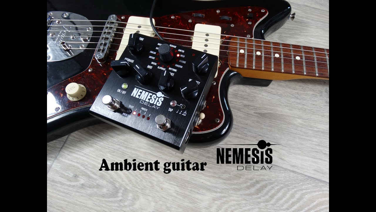 ambient guitar with source audio nemesis delay helix mode youtube. Black Bedroom Furniture Sets. Home Design Ideas