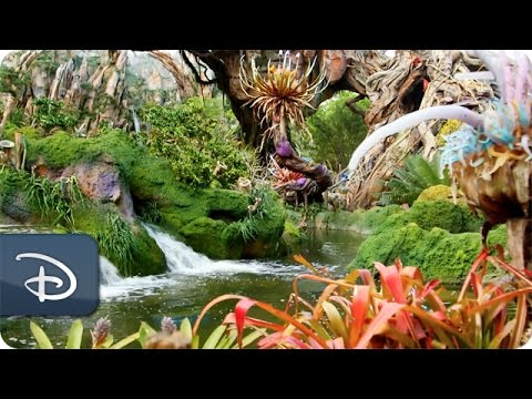 Populating Pandora - The World of Avatar With Plants & Animals
