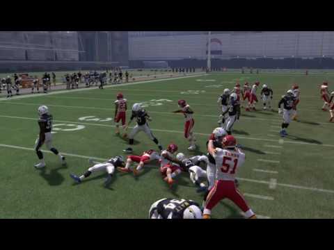Can I Recreate Tyreek Hill's 95 Yard Punt Return? | Madden 17 Challenge