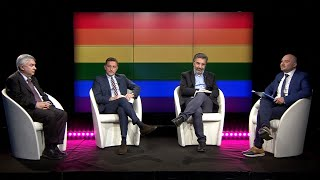 """Giornata contro l'omotransfobia, dibattito sulla legge Zan: """"Fermiamo l'odio"""""""
