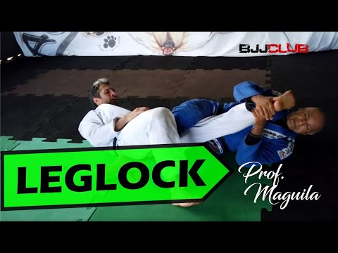 """Chave de Joelho """"Leglock"""" partindo da guarda de Lapela - Jiu-Jitsu -   - BJJCLUB"""