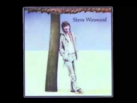 Steve Winwood ~ Time Is Running Out