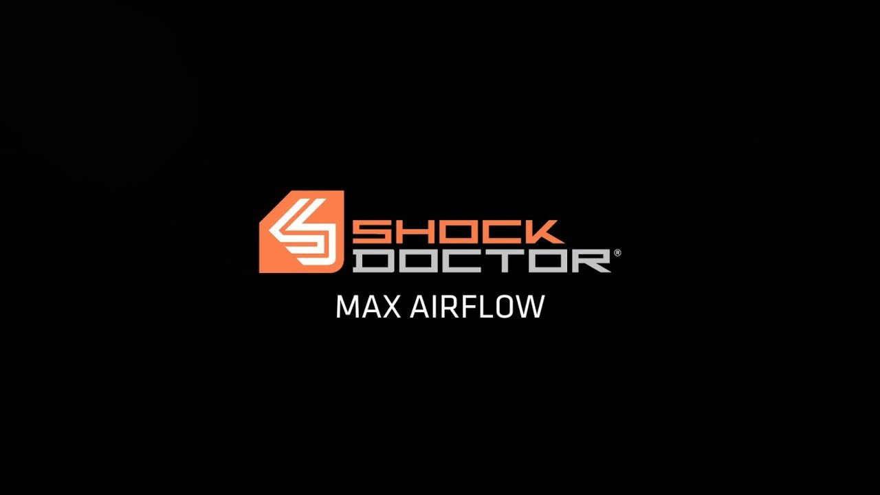 Shock Doctor | Max AirFlow Mouthguard