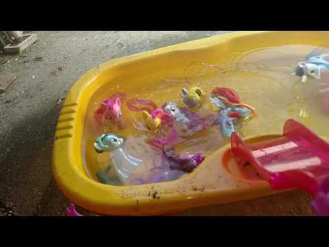 MLP pool party part 1