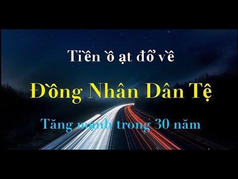 Tiền Ồ Ạt Đổ Về - Đồng Nhân Dân Tệ Tăng Giá Mạnh Trong 30 Năm   DVS Vlog