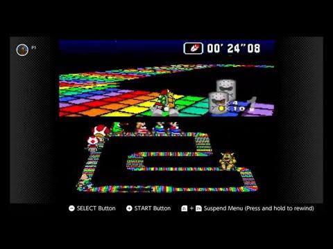 Sunday Longplay - Super Mario Kart (SNES, Switch Online) - 150cc GP