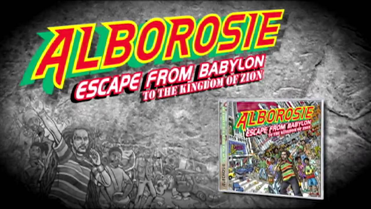 alborosie escape from babylon