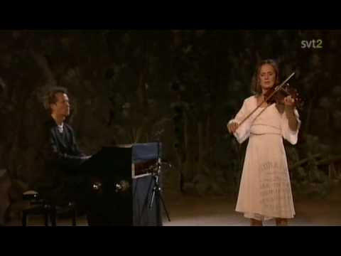 """Lisa Rydberg & Gunnar Idenstam - Leksands skänklåt (trad., """"Bach på svenska"""")"""