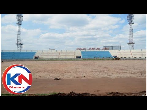 Nyayo Stadium to be all-seater when renovation is complete