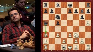 Amazing Chess Game: Levon Aronian vs Ian Nepomniachtchi Sinquefield Cup (2017)