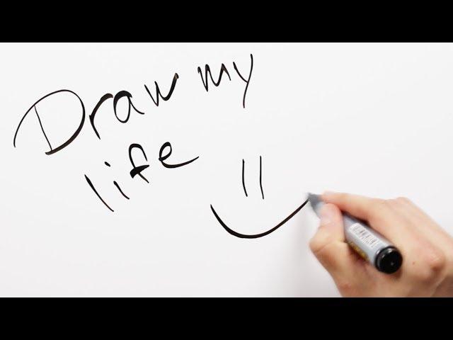 """ANDERS GÖR EN """"DRAW MY LIFE"""""""