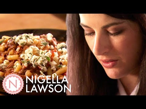 Nigella Lawson's Greek Lamb Stew | Nigella Bites
