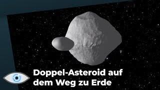 Doppel-Asteroid auf dem Weg zur Erde - Clixoom Science & Fiction