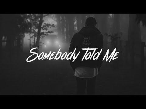 Charlie Puth - Somebody Told Me (Lyrics)