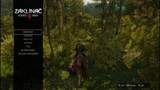 The Witcher 3: Wild Hunt – Game of the Year Edition PS4 PRO game play