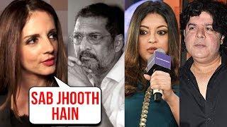 Hrithik Roshan Ex Wife Sussanne Khan SHOCKING REACTION On Sajid Khan, Tanushree Dutta, Nana Patekar