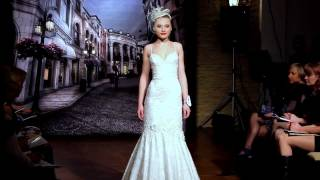 Lady White wedding presentation 2012 (Lady White показ коллекции 2012)