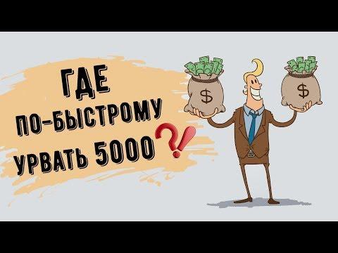 Где срочно взять 5000 рублей под 0%