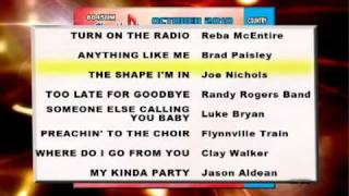 Hot Country Hits October 2010