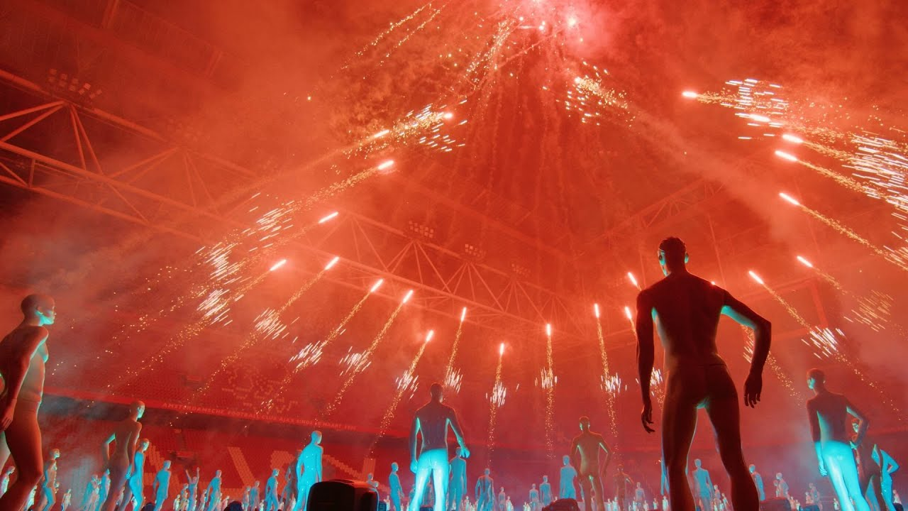 Sensation 'Monument of Light' - Sunnery James & Ryan Marciano