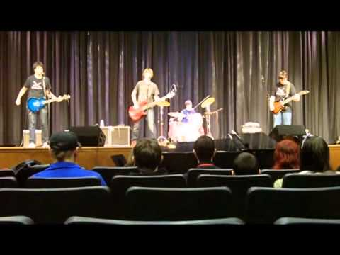 The Crowd- Operation Ivy (live band cover)