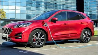 2020 Ford Kuga Plug-In Hybrid ST-Line - Awesome Mid-Size SUV