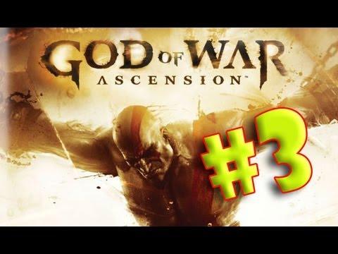 God Of War Ascension - Parte 3 - Hombres Elefantes