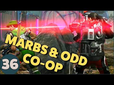 XCOM 2: Marbs & Odd - UFO Landing - Part 36 - Legend Co-op Campaign