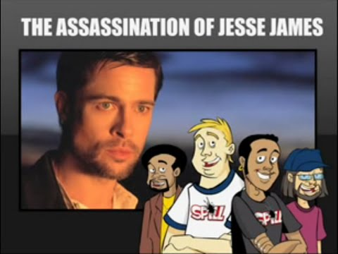 The Assassination of Jesse James by the Coward Robert Ford Spill Review Part 1/2