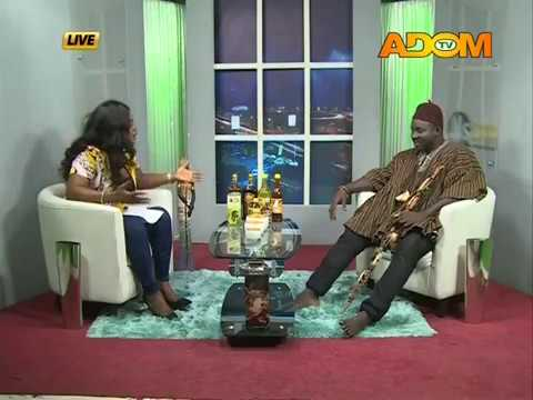 Problems in life - Nsem nketenkete on Adom TV (16-11-17)