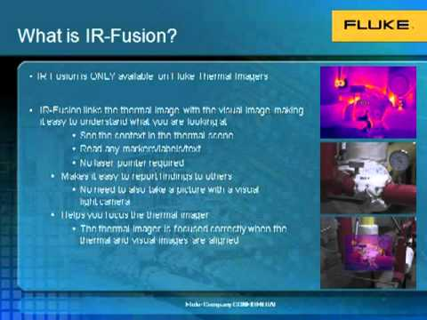 Fluke Training - Introduction to Thermal Imaging