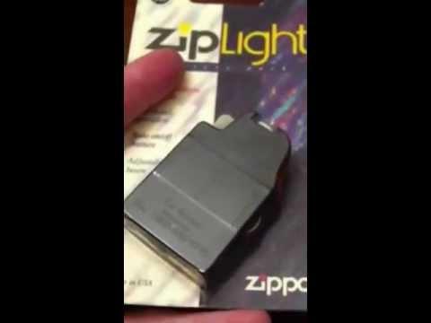 Zippo Zip Light - YouTube  Zippo Zip Light...