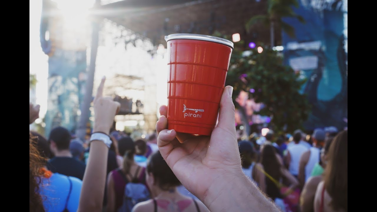Party Tumbler // Pack of 4 (Party Red) video thumbnail