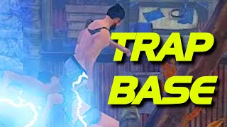 Angry Zerg vs. Trap Base - Rust