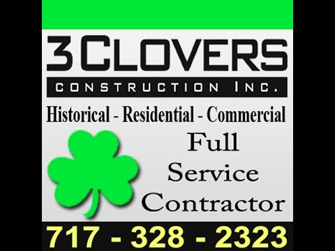 Image result for 3 Clover Construction and ROofing