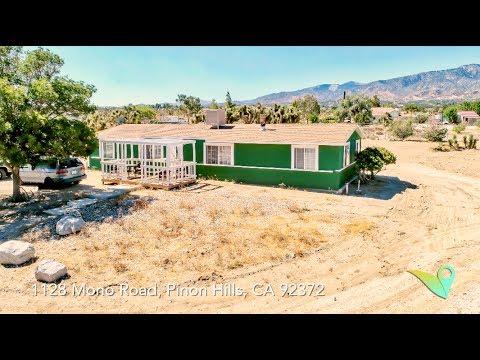 1128 Mono Road, Pinon Hills, CA 92372 Eagle Eye Images Virtual Tour