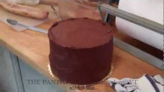 Biggest Cake In Vermont - The Pantry South Londonderry, Vt  | Biggest Chocolate Cake