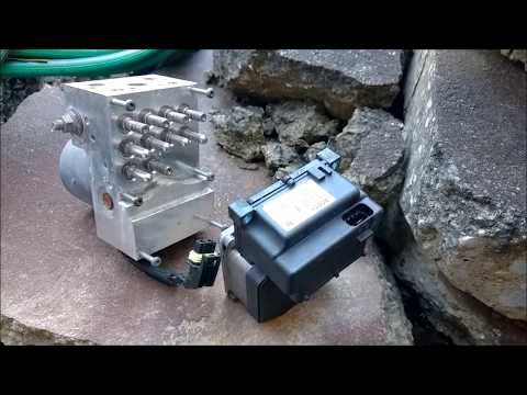 Holden Commodore ABS repair VT VX VY