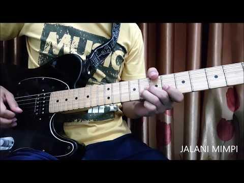NOAH - Jalani Mimpi (Guitar Cover)