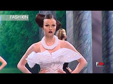 CHRISTIAN DIOR Full Show Autumn Winter 2008 2009 Haute Couture – Fashion Channel