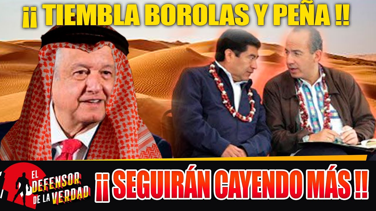 Hasta En El Desierto AMLO Encuentra a Asqueroso Golpista Para Extraditarlo!!Soltará La Sopa!!