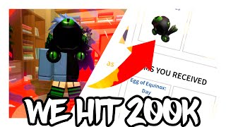 200K VALUE! Roblox Trading | Episode 2