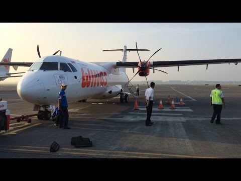 WINGS AIR | IW1917 FLIGHT REVIEW SURABAYA TO SOLO